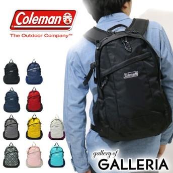 コールマン バックパック Coleman リュックサック 大容量 A4 WALKER 25 ウォーカー メンズ レディース アウトドア