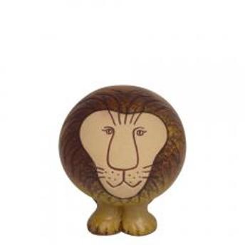 【5%OFFクーポン利用可能】リサ・ラーソン 置物 ライオン(リサラーソン)セミミディアム(中) 動物 LisaLarson(Lisa Larson)Lions Middle lion 1110500 陶器・北欧・オブジェ【クーポンコード:CP34TS