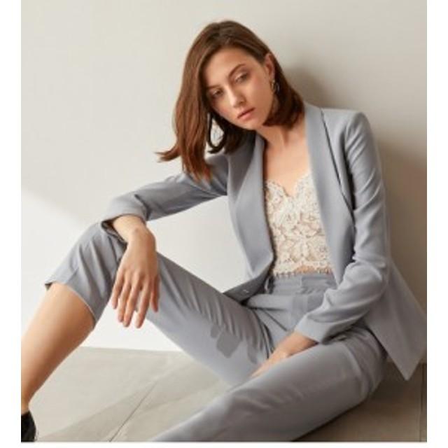 f8dd51545ea7b レディースジャケットスーツ上着 通販 LINEポイント最大1.0%GET