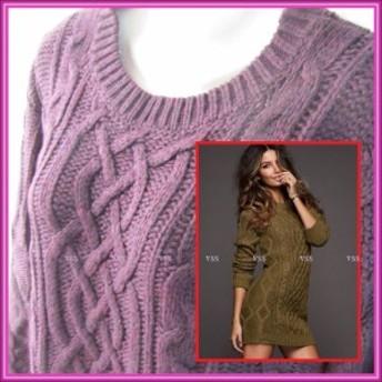 セーターワンピース SlouchyCableSweaterdress ヴィクトリアズシークレット Victoria'sSecret