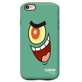 Sponge Bob スポンジボブ ポイント2 バンパーケース ♪iPhone5/5s/SE ダブル 二重構造ケース スポンジボブ パトリック イカルド