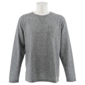 ティア(TYR) ポケット ワッフル ロングスリーブTシャツ TLWPS-18SRL NVY (Men's)