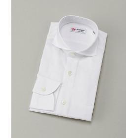 【SALE(伊勢丹)】<SMCヴィンテージ> 長袖白ピケ織ワイシャツ(CVD475-200) 200シロ 【三越・伊勢丹/公式】