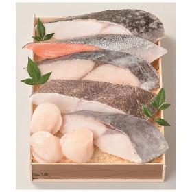<鈴波> 魚介味淋粕漬詰合せ 銀セ5A【三越・伊勢丹/公式】