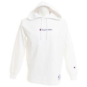 チャンピオン-ヘリテイジ(CHAMPION-HERITAGE) ロングスリーブフードTシャツ C3-M414 010 (Men's)