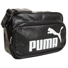プーマ(PUMA) トレーニングPU ショルダーバッグ L 075371-01 BLK (Men's、Lady's、Jr)