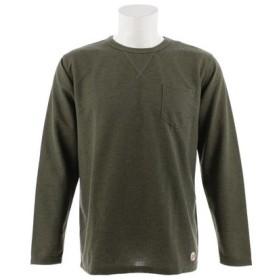 ティーワイアール(TYR) ポケット ワッフル ロングスリーブTシャツ TLWPS-18SRL KHK (Men's)
