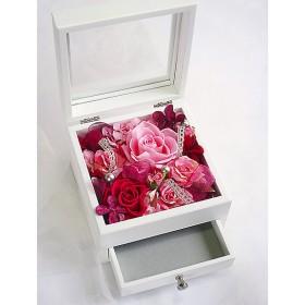 <Belles Fleurs Tokyo/ベル・フルール> ジュエリーボックススプレッド ピンク 【三越・伊勢丹/公式】