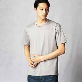 <ARTISAN MEN> 刺繍入りクルーネックTシャツ(5942TF01) 04グレー【三越・伊勢丹/公式】