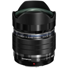 OLYMPUS M.ZUIKO DIGITAL ED 8mm F1.8 Fisheye PRO [魚眼レンズ(マイクロフォーサーズマウント)]