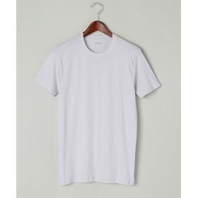 <シーク/SEEK> 年間素材/クルーネックTシャツ(EE1513A) 98・ライトグレー【三越・伊勢丹/公式】