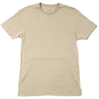 <エヌワン/N-ONE> クルーネックTシャツ(112523) 32・コルク【三越・伊勢丹/公式】