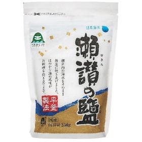 日本海水瀬讃の塩 【三越・伊勢丹/公式】