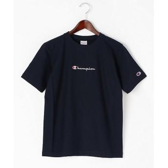 <Champion/チャンピオン> Tシャツ(C3-M304) 370ネイビー【三越・伊勢丹/公式】