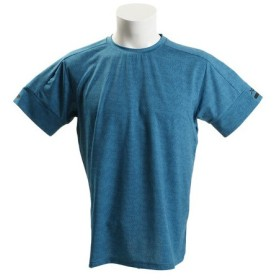 エックスティーエス(XTS) ドライプラス UV 総柄半袖Tシャツ 863G8CD5685 DGRN (Men's)
