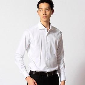 <COMME CA MEN > CiT社製インポートドレスシャツ(0708HF21) シロ 【三越・伊勢丹/公式】