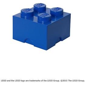 <LEGOR/レゴ> ストレージブリック4 ブルー 【三越・伊勢丹/公式】