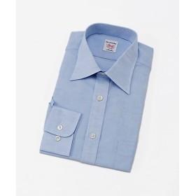 【SALE(伊勢丹)】<SMCヴィンテージ> 長袖ブルー無地ワイシャツ(CVD470-450) 450スカイブルー 【三越・伊勢丹/公式】