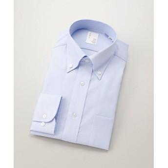 【SALE(伊勢丹)】<イムズ/IMZ> 形態安定/長袖ワイシャツ(ZMD112-250) 250・サックス 【三越・伊勢丹/公式】