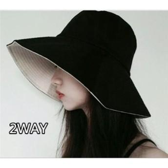 帽子 レディース 折りたたみ 飛ばない 紫外線対策 夏 ギフト UVカット UV対策 ハット かわいい