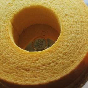 各務野バームクーヘン 地元の米粉を使用し特別なオーブンで焼き上げたしっとりバームクーヘン