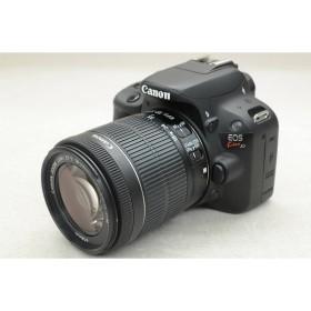 [中古] EOS Kiss X7 EF-S18-55 IS STM レンズキット ブラック 8574B002