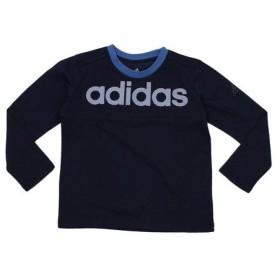 アディダス(adidas) ボーイズ ESS グラフィックリニアロゴTシャツ ETO96-CX3934 (Jr)