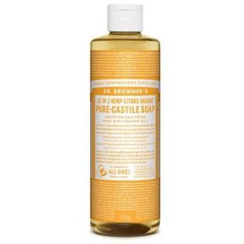ドクターブロナー マジックソープ 液体 シトラス オレンジ 472ml 正規輸入品