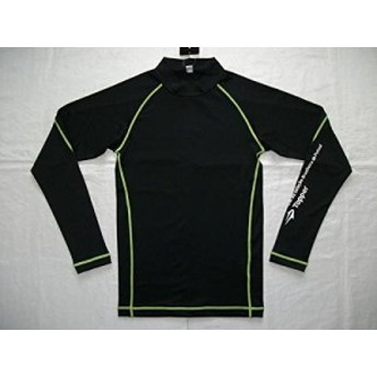 TOPPER(トッパー) 長袖コンプレッションシャツ Lサイズ ブラック KPR2220-BLK-L