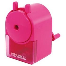 ナカバヤシ 手動鉛筆削りキッズ(ピンク) DPS-H101KP 返品種別A