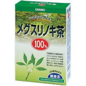 オリヒロ NLティー100% メグスリノキ茶 26包 お茶