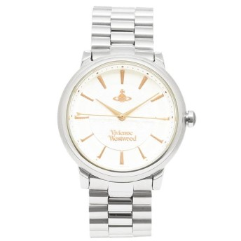 【送料無料】ヴィヴィアンウエストウッド 時計 レディース VIVIENNE WESTWOOD VV196SLSL SHOREDITCH ショーディッチ 腕時計 ウォッチ シルバー