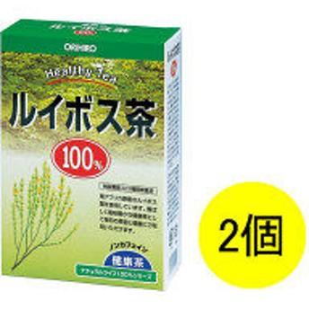 オリヒロ NLティー100% ルイボス茶 1セット(26包×2箱) お茶