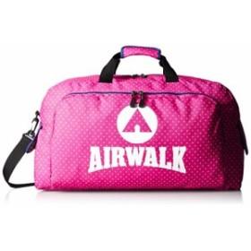 [エアウォーク] AIRWALK ダッフルバック AIRWALK CHEER A1605042 6100 (ピンク)