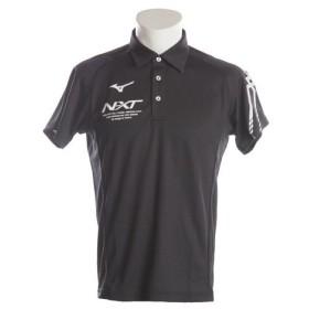 ミズノ(MIZUNO) N-TX 半袖ポロシャツ 32JA808009 (Men's)