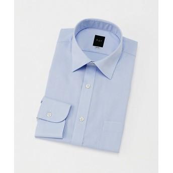 【SALE(伊勢丹)】<ビージーアール> ショートセミワイドブルードビーシャツ(3048221114) サックス 【三越・伊勢丹/公式】