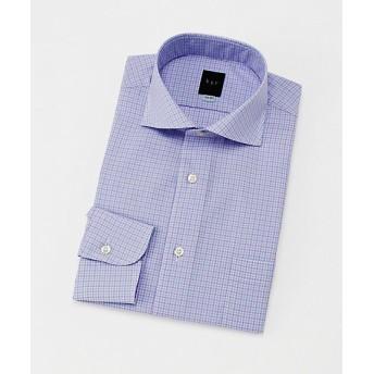 【SALE(伊勢丹)】<ビージーアール> カッタウェイチェックシャツ(3048221419) レッド 【三越・伊勢丹/公式】