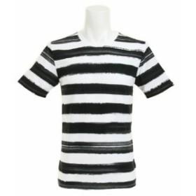 75381017aabbf NIKE(ナイキ) ナイキ フットボール ストライプ S S Tシャツ (789432) 100ホワイト