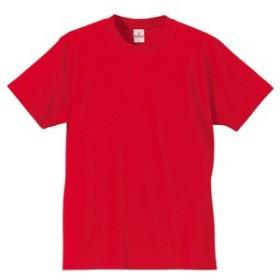 Tシャツ CB5806 レッド XSサイズ 【 5枚セット 】