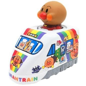 それいけ!アンパンマン プッシュゼンマイアンパンマン列車(予讃線8000系)