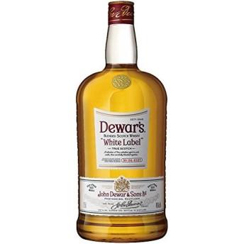 ウイスキー デュワーズ ホワイトラベル 1750ml 1本