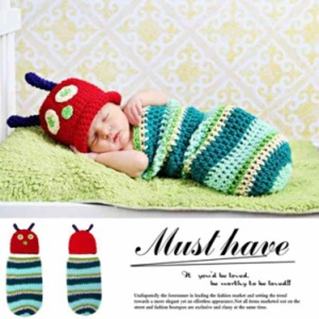 9297f2566ccd7 ベビーアート 寝相アート ベビー服 可愛いらしい コスチューム 記念写真 年賀 赤ちゃん 周年日 お昼寝