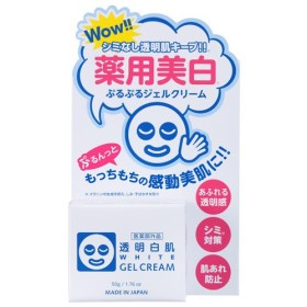 東急ハンズ 石澤研究所 透明白肌 薬用ホワイトジェルクリーム 50g