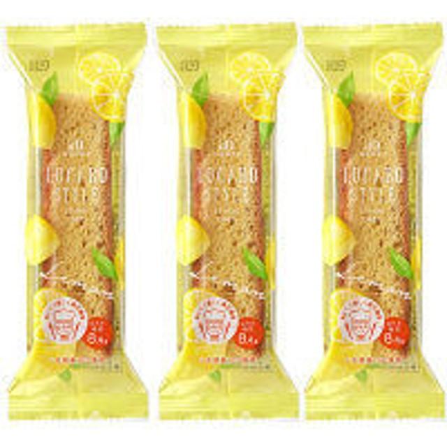 中島大祥堂 ロカボ・スタイル レモンケーキ 1セット(3個入)