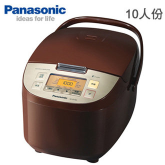 Panasonic  國際牌 10人份 微電腦電子鍋 SR-ZS185