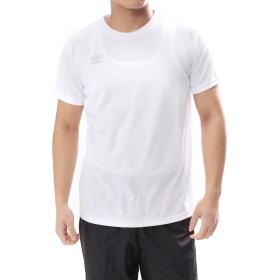 アンブロ UMBRO メンズ 半袖機能Tシャツ CU ワンポイントS/Sシャツ UMULJA65