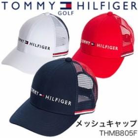 1872bc42379 トミーヒルフィガーゴルフ TOMMY HILFIGER GOLF メッシュキャップ THMB805F 2018年モデル