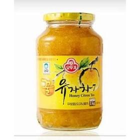 *韓国食品*蜂蜜入りで甘さアップ!三和 蜂蜜 柚子茶(瓶) 500g/1kg[デボラ]