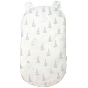 ムーミンベビー 丸洗いできる!生まれてすぐから使う 赤ちゃんの安心抱っこふとん(本体+カバー1枚) たまひよSHOP