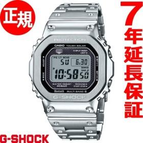 Gショック 電波ソーラー メンズ デジタル Bluetooth ブルートゥース 対応 腕時計 GMW-B5000D-1JF
